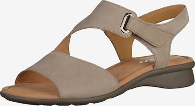 GABOR Sandalen in beige, Produktansicht