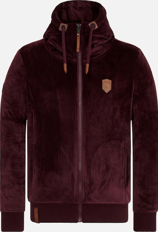 naketano Male Zipped Jacket Birol Mack