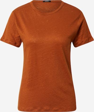 DENHAM Shirt 'CAMELLIA TEE ELJ' in de kleur Bruin, Productweergave