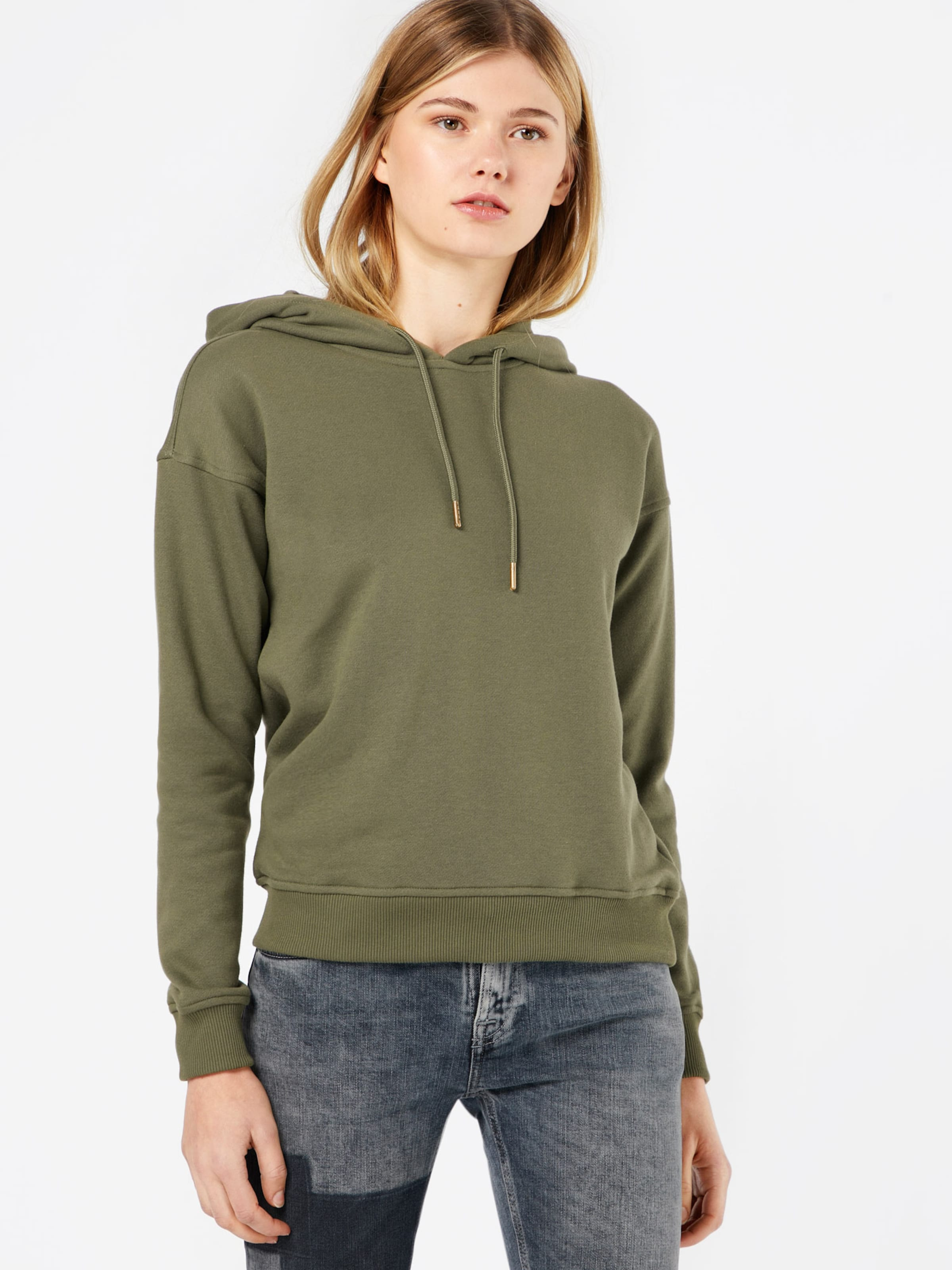 Urban In Oliv Classics Sweatshirt Urban Classics 7Yyf6gvb