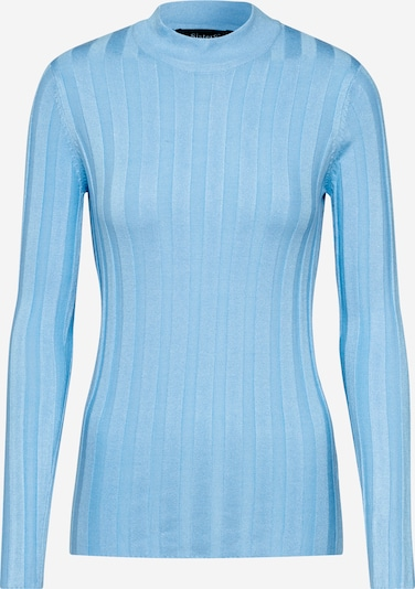 SISTERS POINT Pullover 'Hotti-T1' in blau, Produktansicht