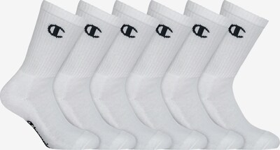 Champion Authentic Athletic Apparel Socken 'Legacy' in schwarz / weiß, Produktansicht