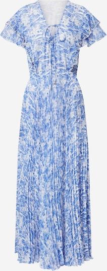PATRIZIA PEPE Večerna obleka | modra / bela barva, Prikaz izdelka