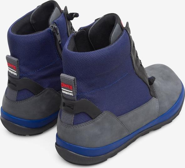 CAMPER Stiefelette Peu in blau / grau 4MyTcl47