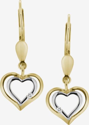 VIVANCE Ohrringe in gold, Produktansicht
