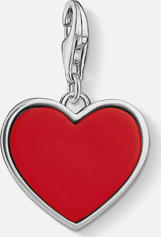 Thomas Sabo Charm-pendentif coeur Rouge, 1471-337-10