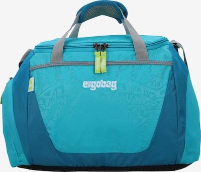 ergobag Tasche in türkis / himmelblau, Produktansicht