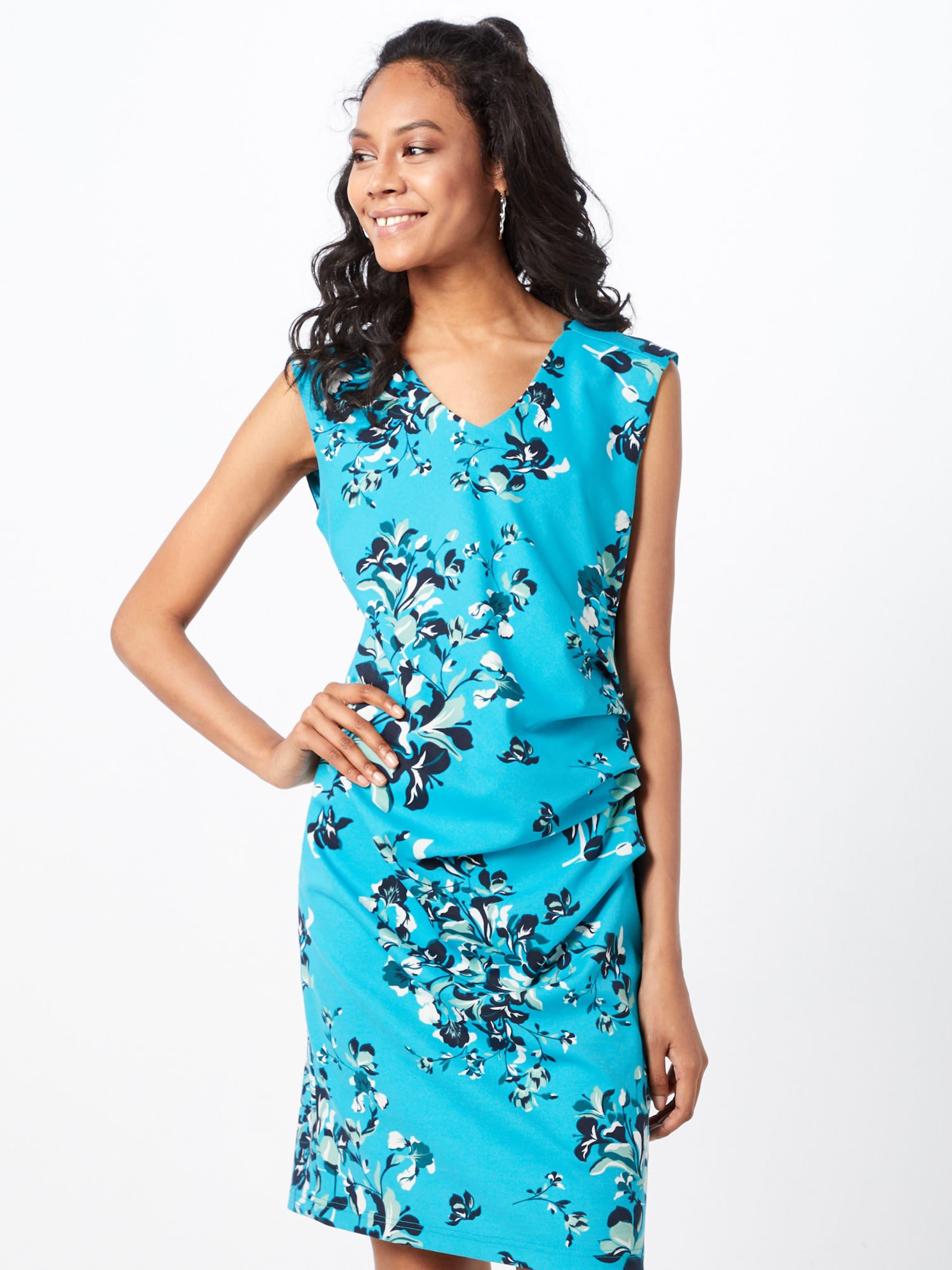 'kavalerie Couleurs India En Kaffe Dress' Robe Mélange De BleuVert D'été sQhdCrt
