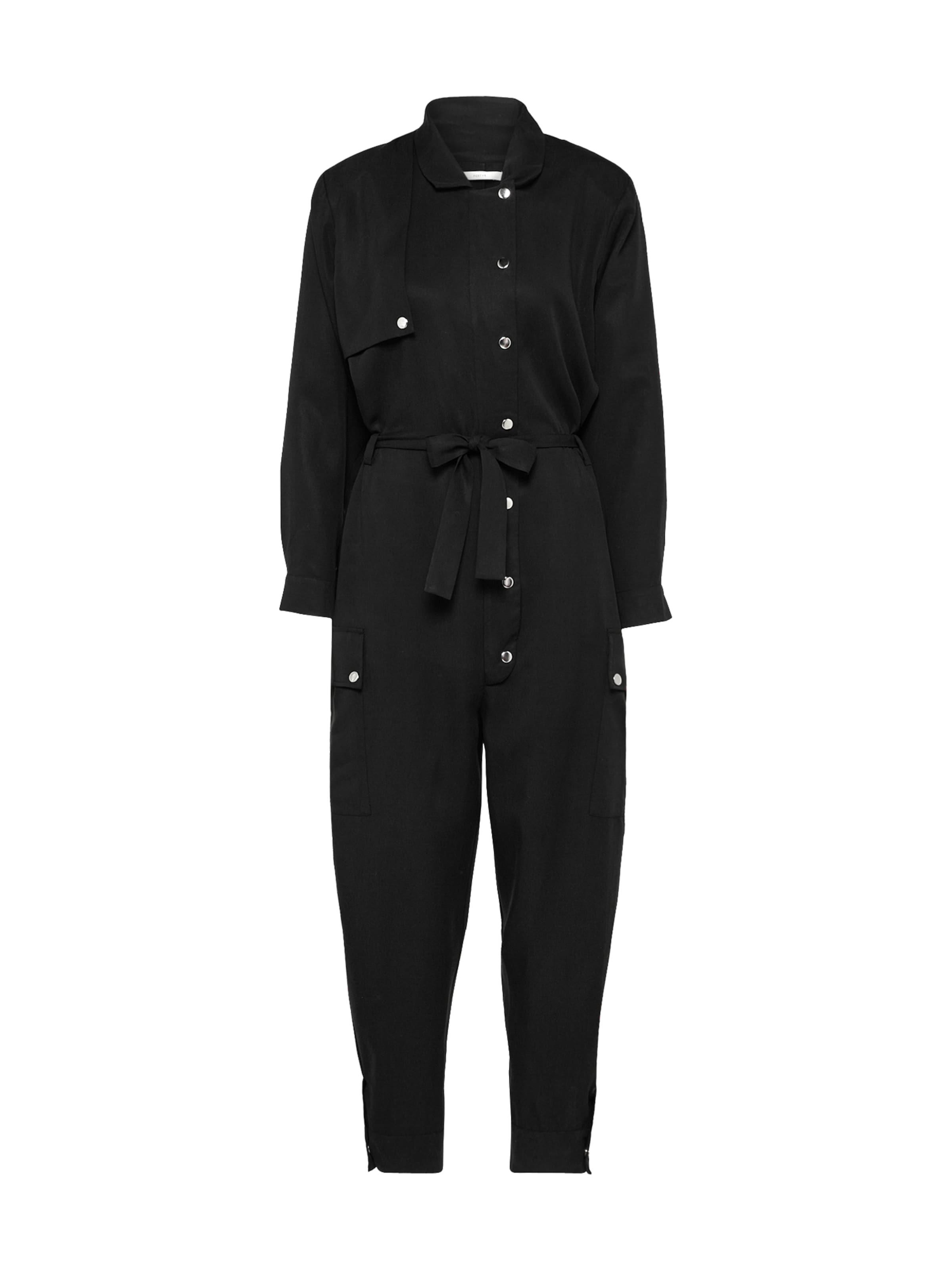Postyr In Jumpsuit 'posjasmin' Schwarz 8Oknw0P