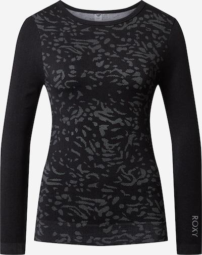 ROXY Functioneel shirt 'Make My Way' in de kleur Zwart, Productweergave