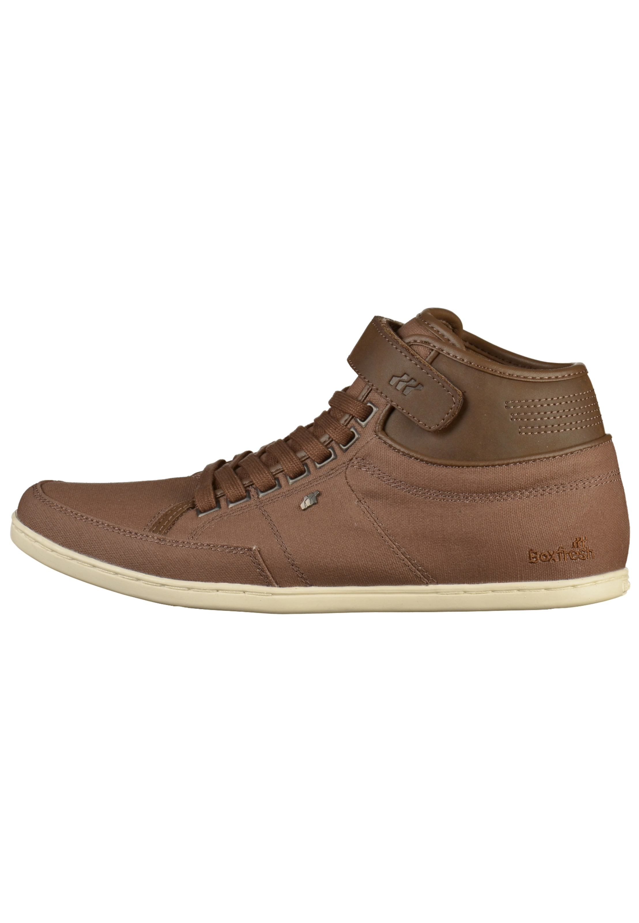 Boxfresh En Boxfresh Baskets Marron Hautes Baskets RLj3A5q4