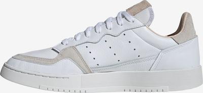 ADIDAS ORIGINALS Sneaker in hellbeige / weiß, Produktansicht