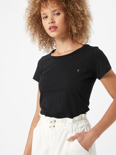 REPLAY Shirt in de kleur Zwart: Vooraanzicht