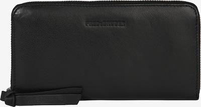 FREDsBRUDER Portemonnaie 'KALEIDO' in schwarz, Produktansicht