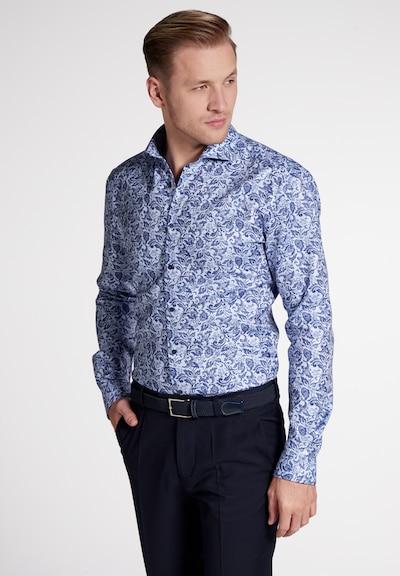 ETERNA Overhemd in de kleur Blauw / Opaal: Vooraanzicht