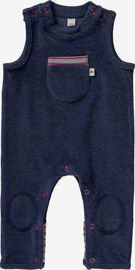 Leela COTTON Strampler in blau, Produktansicht