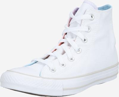CONVERSE Baskets hautes 'CHUCK TAYLOR ALL STAR - HI' en blanc, Vue avec produit