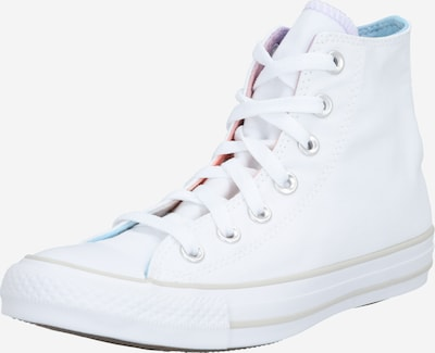 CONVERSE Augstie apavi 'CHUCK TAYLOR ALL STAR - HI' pieejami balts, Preces skats