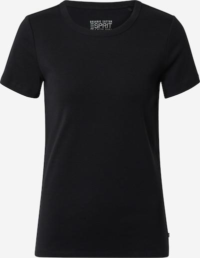 ESPRIT Koszulka w kolorze czarnym, Podgląd produktu