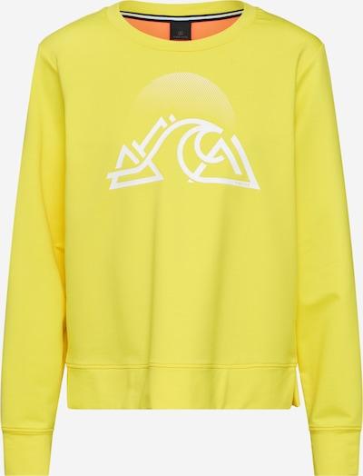 Bogner Fire + Ice Sweatshirt 'RONDA' in gelb, Produktansicht