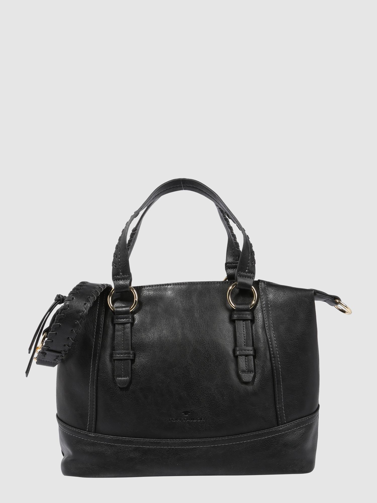 tom tailor handtasche 39 asta 39 in schwarz about you. Black Bedroom Furniture Sets. Home Design Ideas
