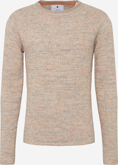 Revolution Pullover in grau / orange, Produktansicht