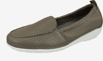 Natural Feet Mokassins 'Adela' in oliv, Produktansicht