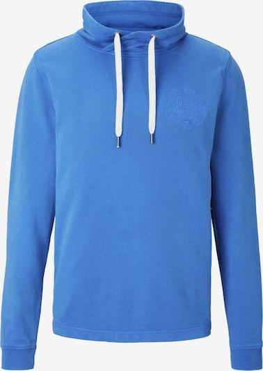 TOM TAILOR Sweatshirt in royalblau, Produktansicht