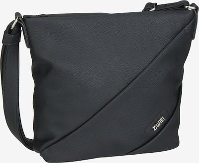ZWEI Umhängetasche 'Sophie SO80' in schwarz, Produktansicht