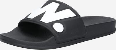 G-Star RAW Muiltjes 'Cart II' in de kleur Zwart / Wit, Productweergave