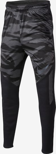 Nike Sportswear Trainingshose 'THRMA SHLD STRK' in anthrazit / schwarz, Produktansicht