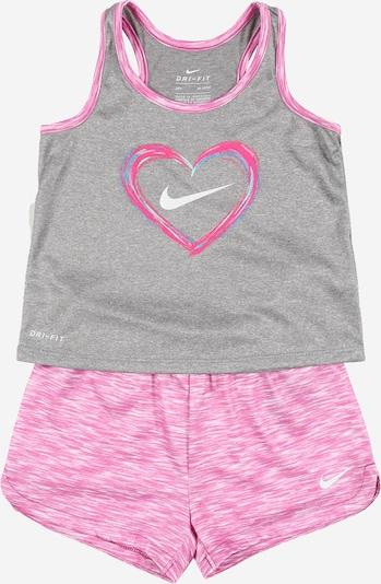 rózsaszín Nike Sportswear Szettek 'DF HEART TANK & SPACE-DYE SHORT SET', Termék nézet