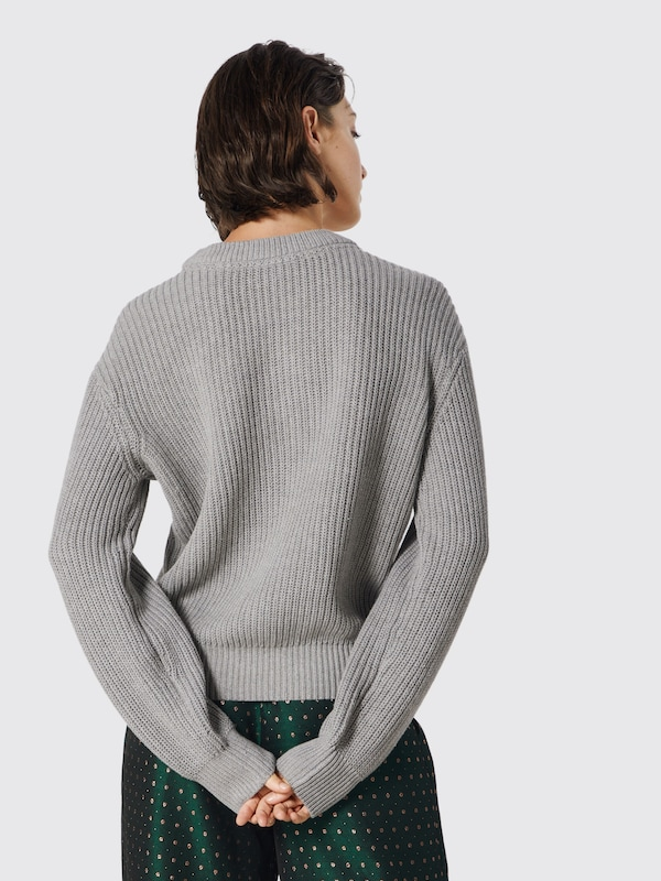 Gris Chiné Minimum 'mikala' Pull En over sQrChxtdB