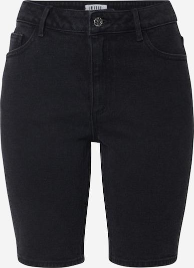 Jeans 'Oliv' EDITED pe negru, Vizualizare produs