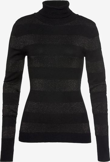 MELROSE Pullover in grau / schwarz, Produktansicht