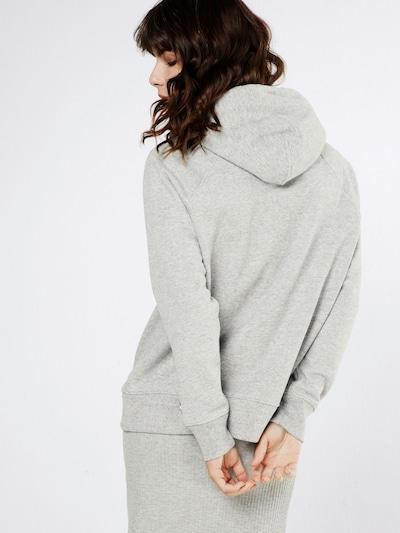 LEVI'S Sweatshirt in graumeliert: Rückansicht