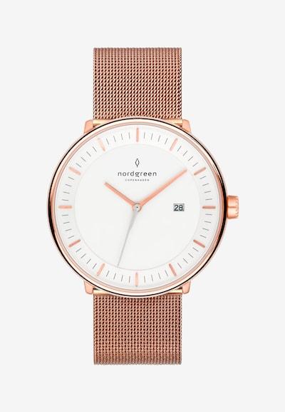 Nordgreen Armbanduhr in rosegold, Produktansicht