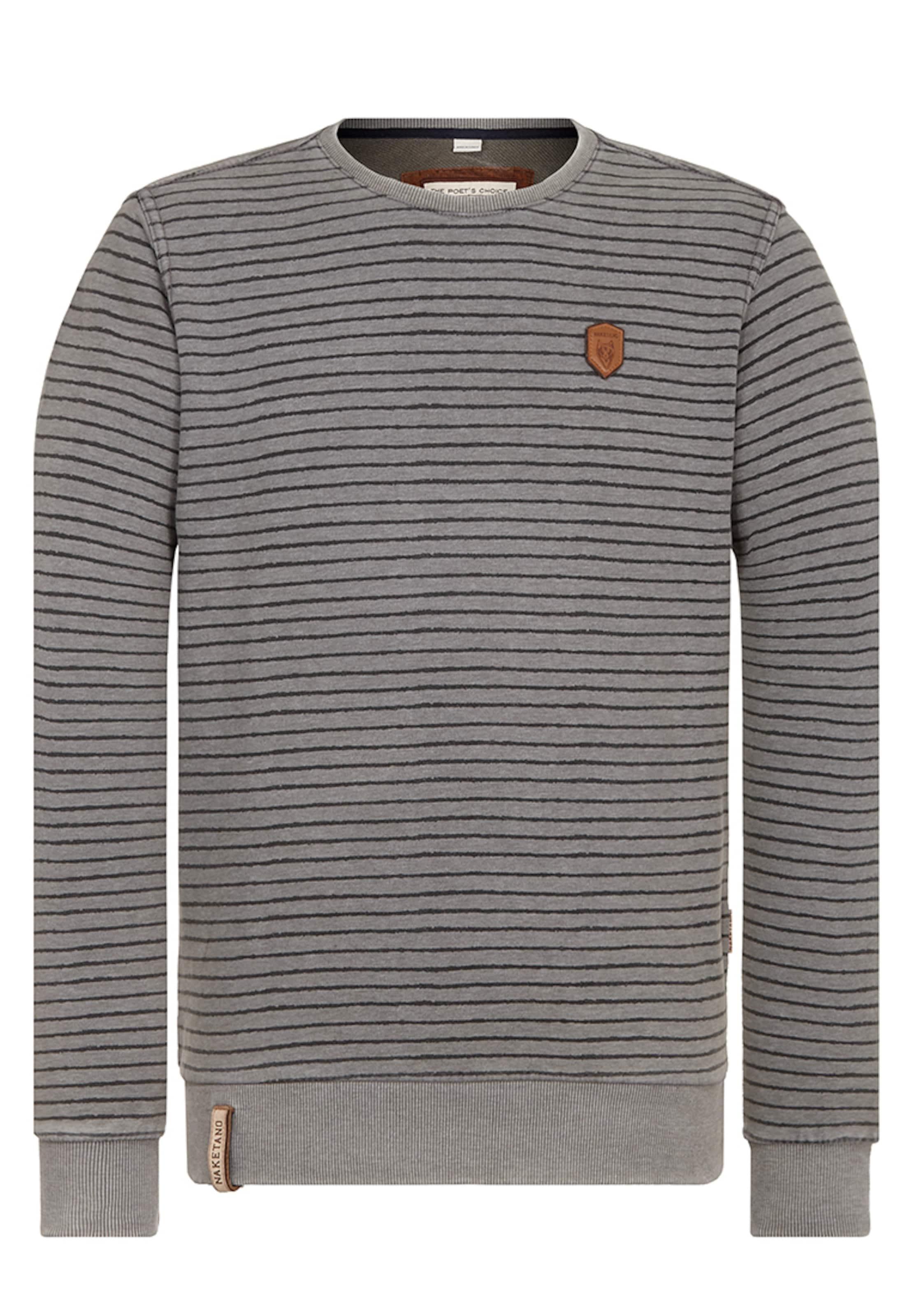 naketano Male Sweatshirt Anzuzeigen Günstigen Preis Zu Verkaufen Fabrikpreis Günstig Kaufen Manchester Großen Verkauf Perfekt FHDx9FvKD
