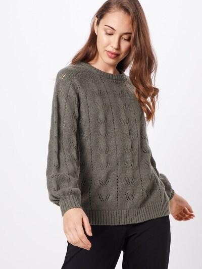 ONLY Sweter 'ALANA' w kolorze ciemnoszarym: Widok z przodu