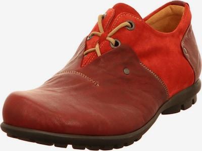 THINK! Schnürschuhe in rot, Produktansicht