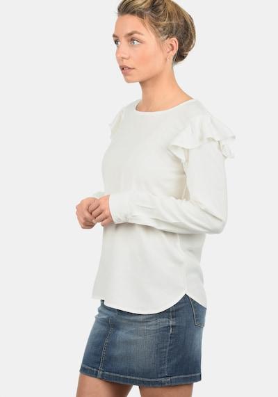 JACQUELINE de YONG Bluse 'Smilja' in weiß, Modelansicht