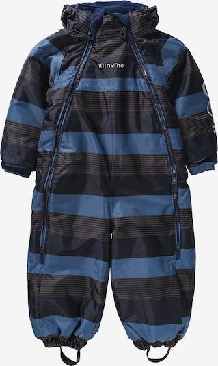 MINYMO Schneeanzug in blau / indigo / dunkelblau, Produktansicht
