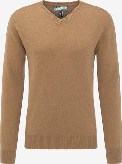 DREIMASTER Pullover in camel, Produktansicht