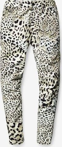G-Star RAW Jeans ' Elwood X25 leopard W ' in Gemengde kleuren