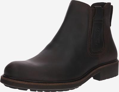 CAMEL ACTIVE Chelsea-Boot aus Leder in dunkelbraun, Produktansicht