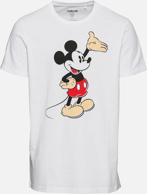 De CouleursBlanc solid En 'adam' Mélange shirt T WbEDI9eH2Y