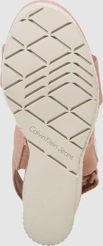 Calvin Klein Jeans Keilsandale  LACEY