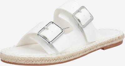 Abercrombie & Fitch Mule 'KI154-2206' en blanc, Vue avec produit