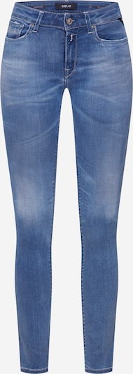 REPLAY Damen - Jeans 'New Luz Hose' in blau, Produktansicht