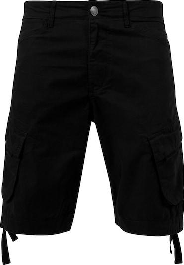 Urban Classics Cargobroek in de kleur Zwart, Productweergave